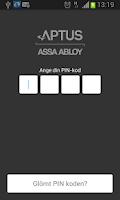 Screenshot of Aptus