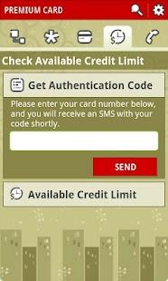 Premium Card- screenshot thumbnail