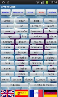I Pronounce ! In 4 Languages ! - screenshot thumbnail