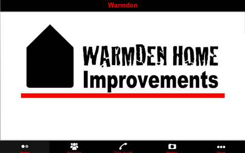 warmden home improvements android apps on google play