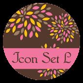 Icon Set L Folder Organizer