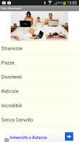 Screenshot of Foto Divertenti