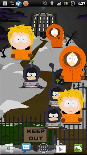 South Park Live Wallpaper APK ScreenShots ...