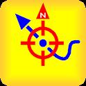 mapget GPS navigator icon
