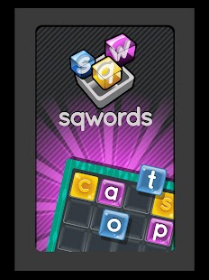 Sqwords - screenshot thumbnail