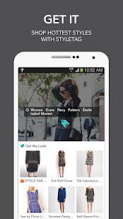 Styletag - Shop the looks!! - screenshot thumbnail