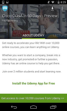 Learn Cisco CCNA by Udemy 1.9 screenshot 180536