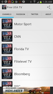 Free USA TV