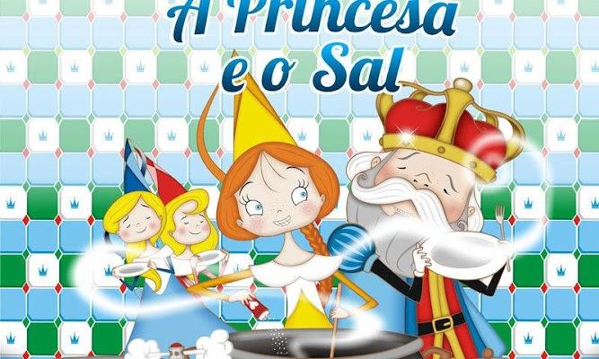 A Princesa e o Sal - screenshot