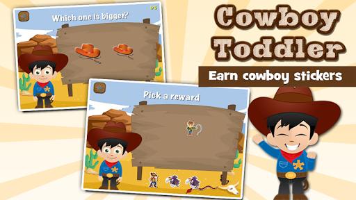 玩教育App|Cowboy Toddler Kids Games Full免費|APP試玩