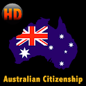 Australian Citizenship HD logo