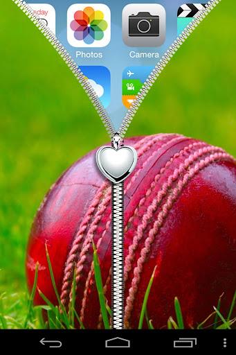 Cricket Zipper LockScreen