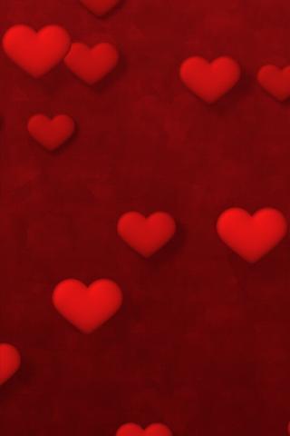 Soaring Hearts Wallpaper Free - screenshot