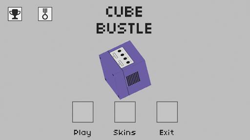 Cube Bustle