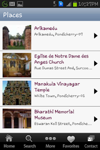 Travel Pondy - screenshot thumbnail