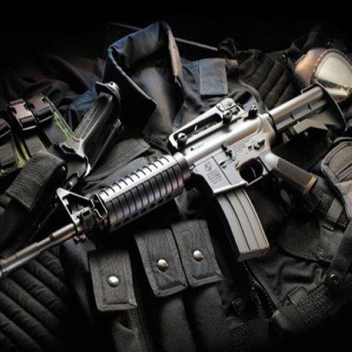 Cool Gun Backgrounds