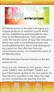 KFFM Enterprises- screenshot thumbnail