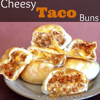 Cheesy Taco Buns.