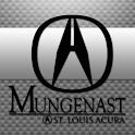 Mungenast St. Louis Acura logo