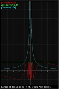 MathPac - Graphing Calculator - screenshot thumbnail
