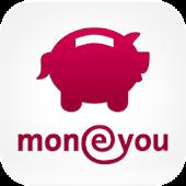 MoneYou Sparen App smartphone