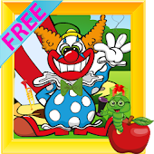 Funny Clown Hidden Objects