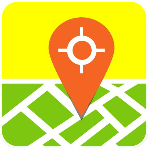 工具必備App GPS位置分享 LOGO-綠色工廠好玩App
