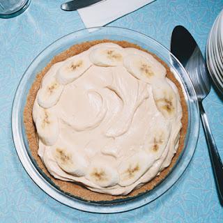 Peanut Butter Banana Cream Pie.