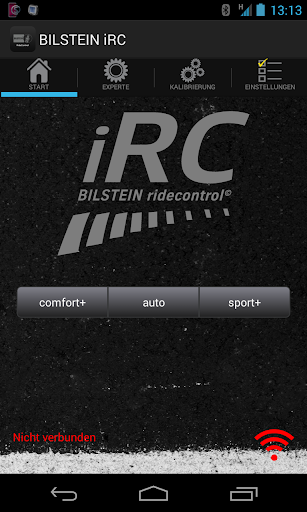 BILSTEIN B16 iRC
