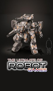 Robot Games- screenshot thumbnail