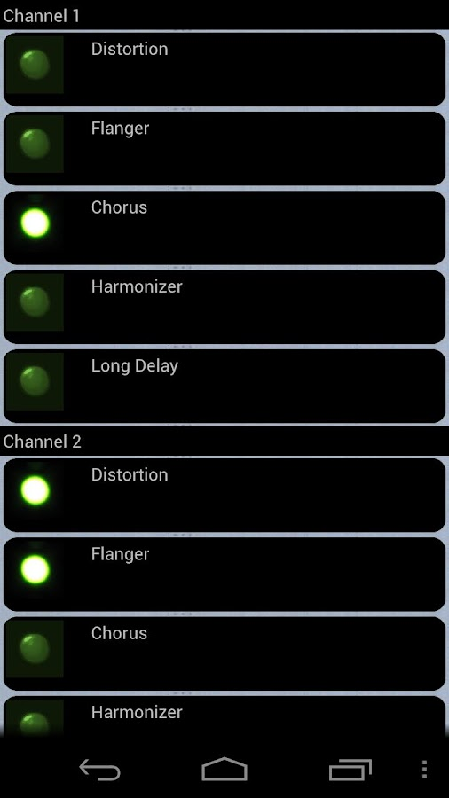 Delay Effects- screenshot