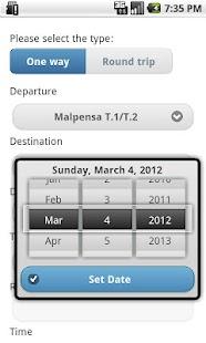 MXP Shuttle Mobile- screenshot thumbnail
