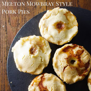 Melton Mowbray Style Pork Pies | The Hobbit | An Unexpected Party