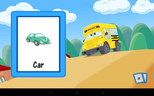 Alphabet Car Screenshot 13