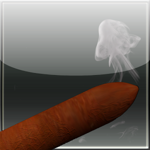 Virtual Cigar Smoke Simulator