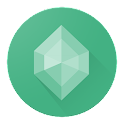 Gem Emerald CM12 Theme icon