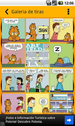 Garfield Reader No Oficial
