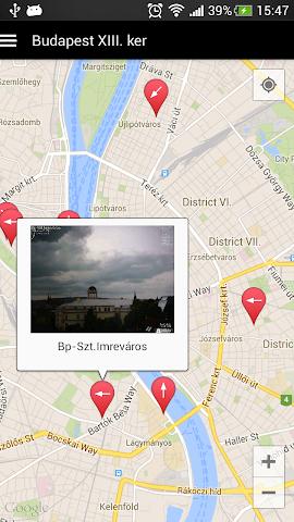 Screenshots for Időkép