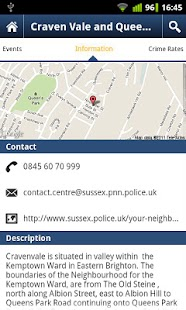Bobbies (UK Police Crime Data) - screenshot thumbnail