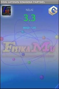 FisikaMu SMA X- screenshot thumbnail
