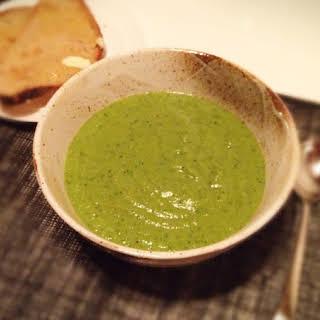 Blitzed Vegetable Soup.