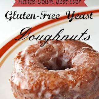 Gluten-Free Yeast Doughnuts
