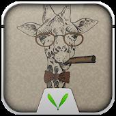 Giraffe Live Locker Theme