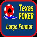 Texas Hold'em Poker Large