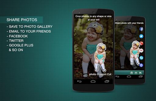 【免費工具App】Photo Cutter-APP點子