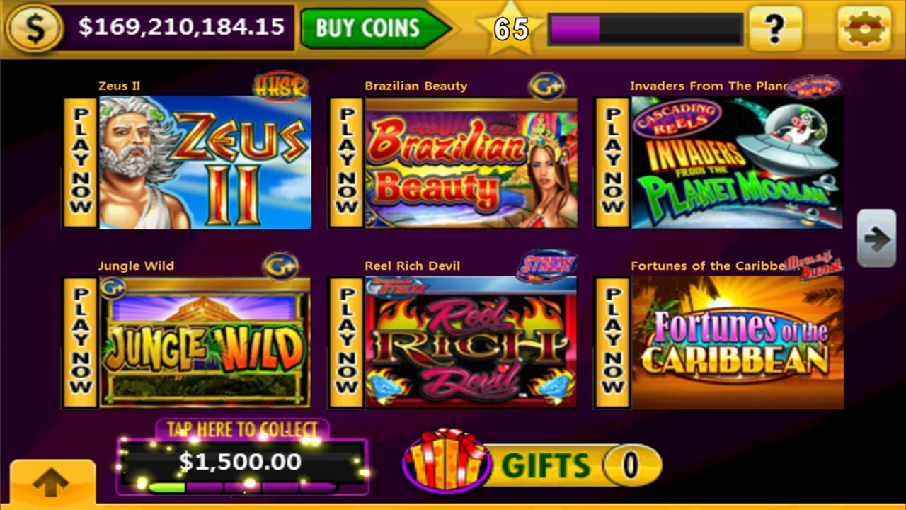 Jackpot 7's Casino Games - Play for Free & Win for Real
