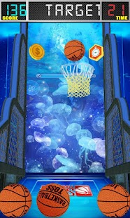 BasketBall Toss- screenshot thumbnail
