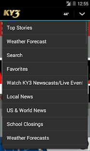 KY3 News - screenshot thumbnail