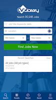 Screenshot of CV-Library Job Search