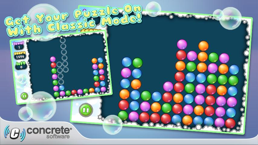 Aces Bubble Popper - screenshot